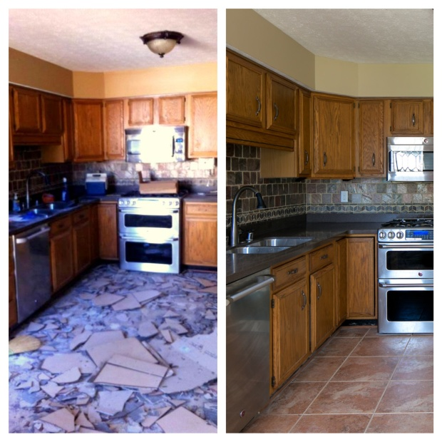 Lincoln Road Kitchen Before & After